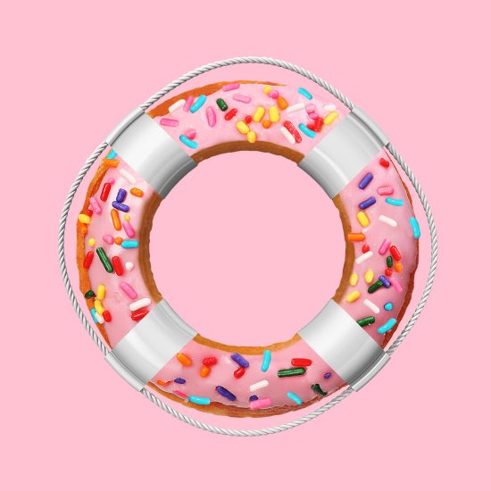 Donut LifeSaver by Mook