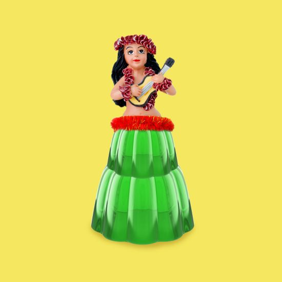 Hawaii Jello by Mook