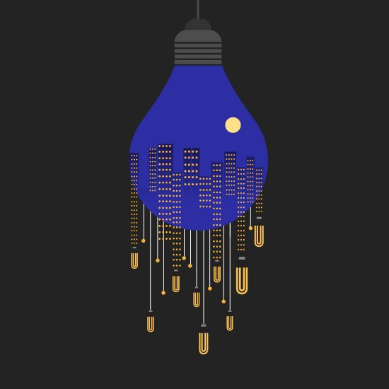 Smart City By Mook
